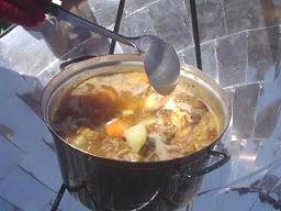 Vietnamese solar curry