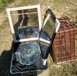 E&S Solar Oven