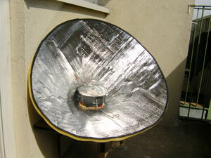 UltraLightCooker Cone-1