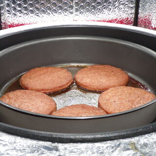 Hamburgers (0.25 kg)