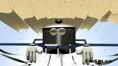 The Solar Cooker by EG Solar e.V.