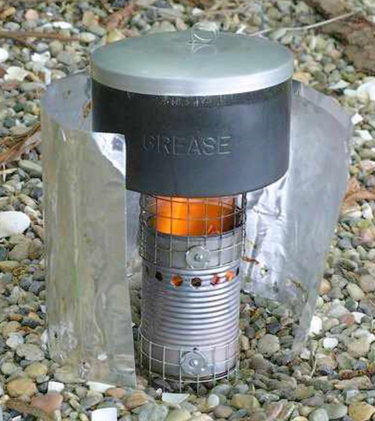 Hobo Gasifier Stove Solar Cooking Fandom Powered By Wikia