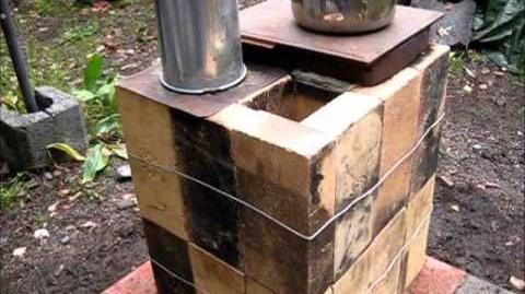 Rocket Stove Solar Cooking Fandom Powered By Wikia