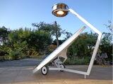 Four solaire Suncalor à mouvement autonome