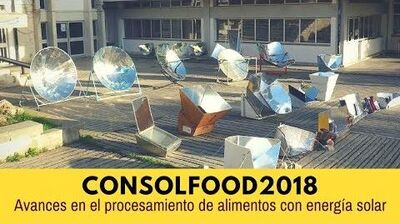 Portuguese TV on Conferencia Consolfood 2018