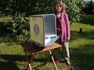 Cuiseur solaire EuroSolarCooker Margot-8