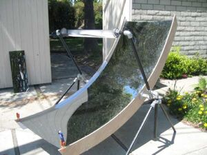Parabolic trough1