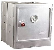 Campstove baking oven