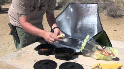 Sunflair Solar Oven Review and Field Test