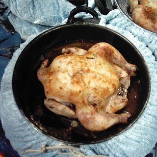 Poulet rôti (1,8 kg)