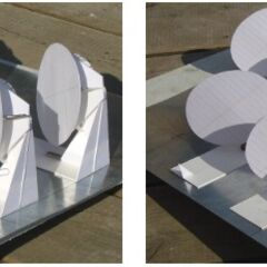Custom services for design of reflector arrays.
