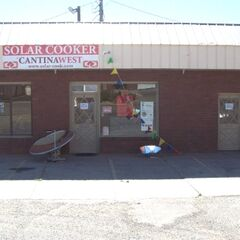 Our Solar Cooker Retail Store in Downtown St. George, Utah