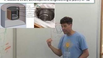 Cooking with Phase Change Thermal Storage Chicken Stew! Pete Schwartz, Cal Poly Physics