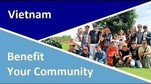 Benefit your community