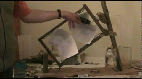 Revolutionary Solar! Stirling engine mount Liquid piston tracker