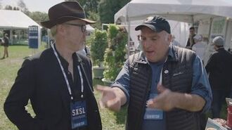 Adam Savage Chats with Chef José Andrés at The White House
