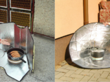 Solar Cooking Concept