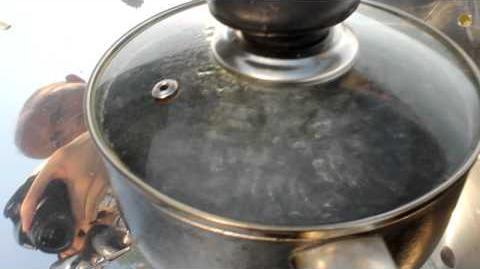 Hybrid solar gas stove.MOV