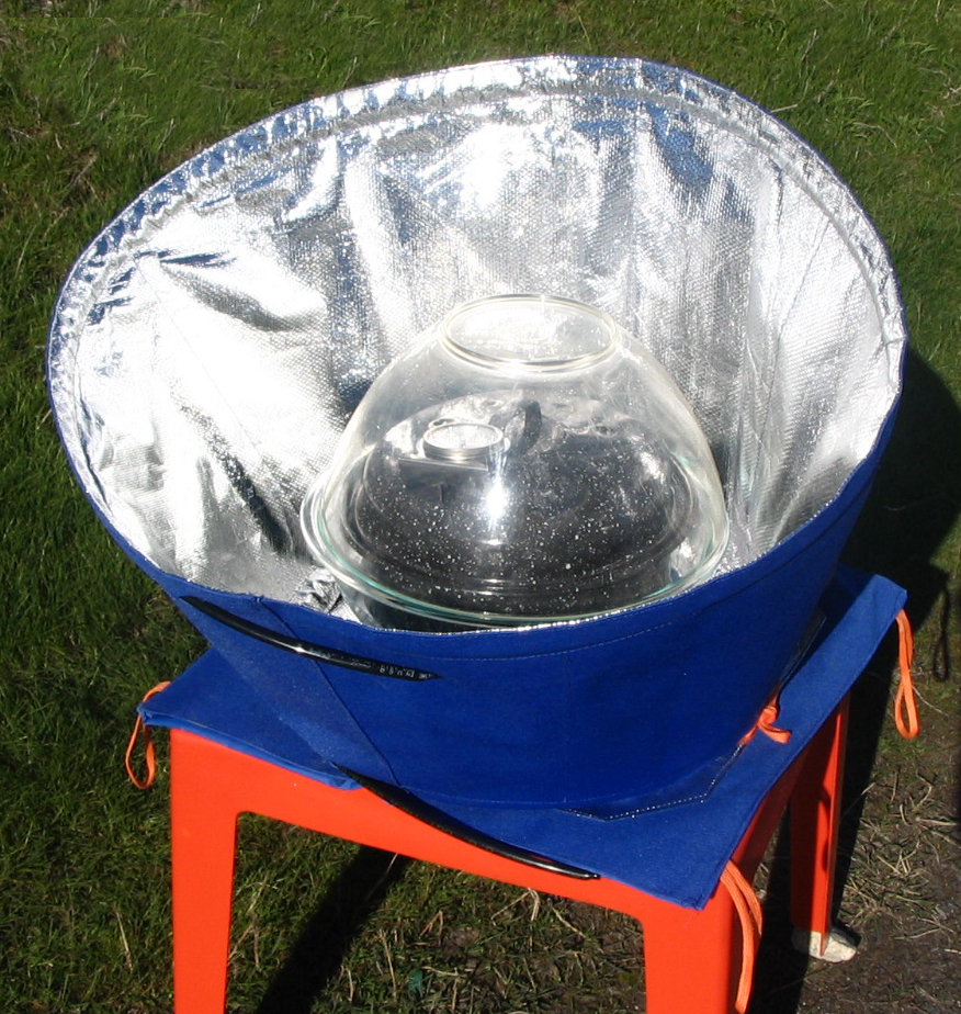 Molly Baker Solar Oven Solar Cooking Fandom Powered By