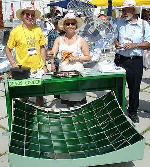 Devos Cooker Granada2006