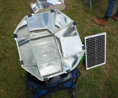 Seggy Segaran solar cooker-PV hybrid, 8-13-18