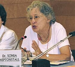 Sonia Heptonstall 2007