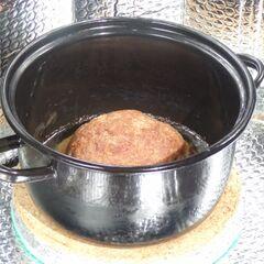 Fig. 19. Boule de la viande hachée de porc (0,6 kg)
