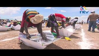 May 2017 - Kakuma refugee camp setting the pace in use of renewable energy
