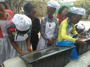 Solavore Haiti 2018