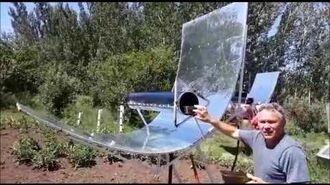 Stromboli Solar Baked 29 January 2020