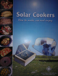 Solar Cookers, How to make