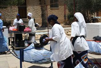 African Hebrew Israelites of Jerusalem June 2012