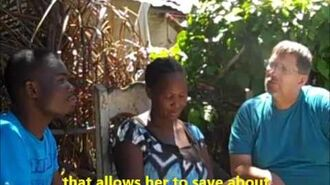 Interview with Solavore solar oven user in Haiti