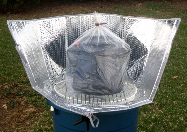 Solar Cooking For Large Groups Solar Cooking Fandom