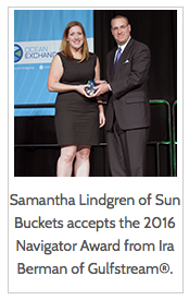 Sun Buckets award Nov. 2016, 1-4-17