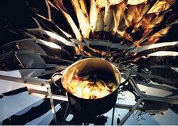 Sri Lanka solar dinner, 1-7-14