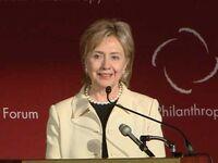 Hilary Clinton - Global Philanthropy Conf 2009
