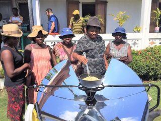 Solar Team Chantal - January 2017