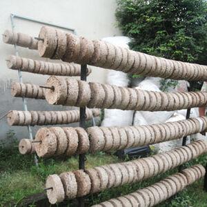 Biomass briquette   Solar Cooking   Fandom