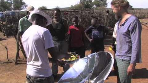 Sun Chef Solar Stoves Transform Southern Africa
