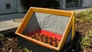 Concept de Cuisson Solaire - Nos mini-séchoirs solaires