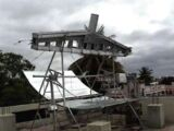 Chari Solar Trough Cooker