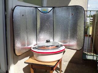 Cuiseur solaire EuroSolarCooker Andre-7