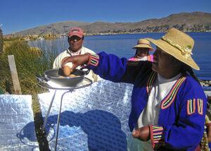 BYU project in Peru