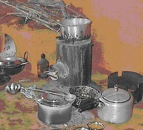 Four-fusée Népal