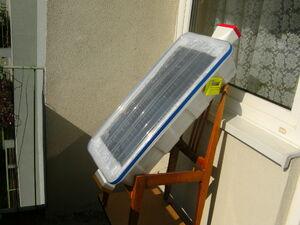 Capteur à air (absorbeur tubulaire)-1