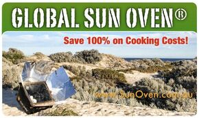 Global Sun Oven ® Free Cooking