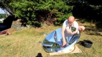Kolamba Solar Cooker v 2