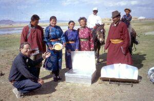 Allart Mongolie
