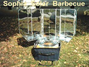 Sophia Solar Barbecue-10a